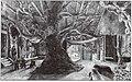 Хижина Гундинга. 1882 г. Акварель Генриха Брелинга.jpg