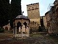 Хиландар - Пирг Светог Саве и Крстионица - panoramio.jpg