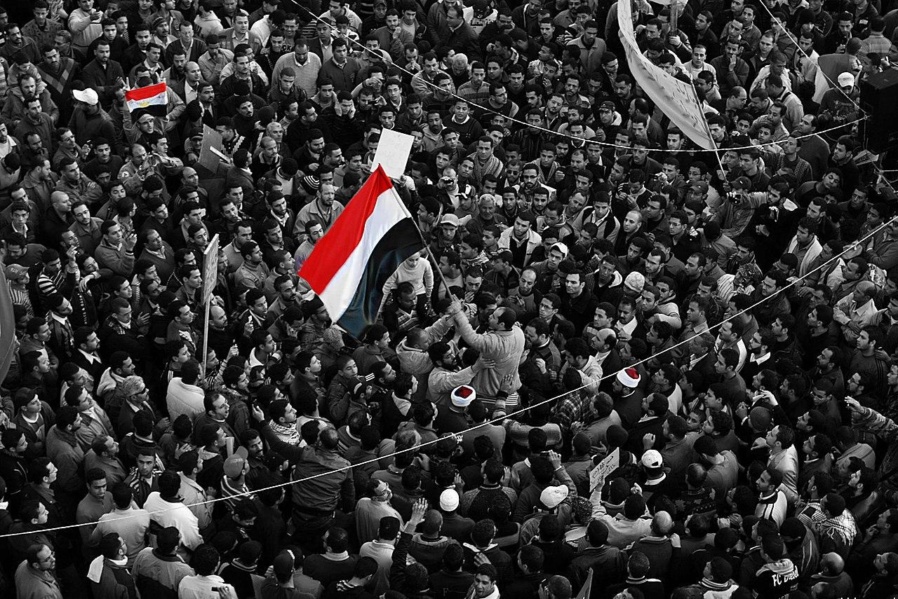 دراسة مسحية حول التراث الفكري لثورة 25 يناير