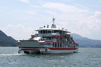 JR Miyajima Ferry - Miyajima-maru