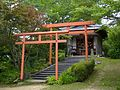 丸高稲荷神社 橋本市隅田町垂井 2012.6.11 - panoramio.jpg