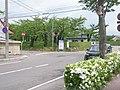 北海道道571号五稜郭公園線・起点付近(五稜郭タワー側から見る).jpg