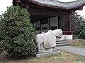 南京市雨花区邓愈墓旁碑廊 - panoramio.jpg