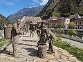 康定东关 - Ancient East Pass of Kangding - 2012.10 - panoramio.jpg