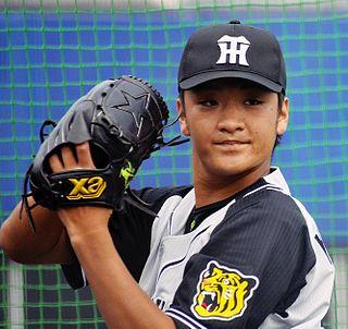 Ryoma Matsuda Japanese baseball player