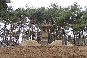 Gwanghaegun of Joseon - Gwanghaegun's tomb