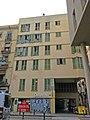 003 Edifici al carrer del Carme, 55-57 - carrer d'en Roig, 28-38 (Barcelona), façana del c. del Carme.jpg