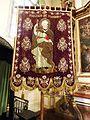 014 Ploudiry Eglise paroissiale bannière de procession.JPG