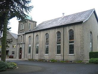 Ballyeaston - 2nd Ballyeaston Presbyterian Church is situated on the Trenchill Road