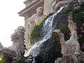 078 Faune i cavalls marins, cascada del parc de la Ciutadella.JPG