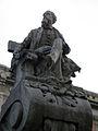 07 Monument a Pitarra, pl. del Teatre.jpg