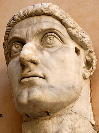 4th century - Constantine the Great