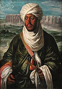 0 Le Sultan Mulay Ahmad de Tunis - Rubens - Museum of Fine Arts, Boston - 40.2 -(2).JPG