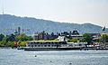 100 Jahre Dampfschiff 'Stadt Rapperswil' - Tag der offenen Dampfschiff-Türe am Bürkliplatz - Utoquai 2014-04-25 13-54-43.JPG