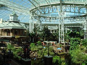 Delta Atrium, Gaylord Opryland Resort & Conven...