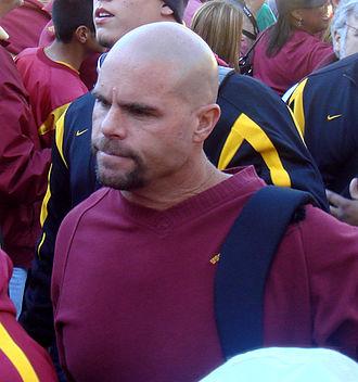 Nick Holt - Holt in October 2007