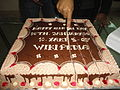 10 years of Wikipedia Birthday party 133.JPG