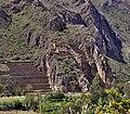 127 - Ollantaytambo - Panorama des ruines - Décembre 2009 - 3 de 3.jpg