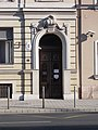 15 Szent István Street, entry, 2020 Győr.jpg