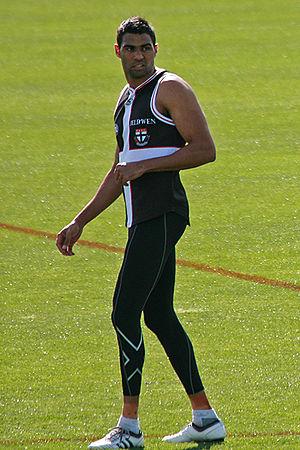 Raphael Clarke - Image: 16. Raphael Clarke, St Kilda FC 01