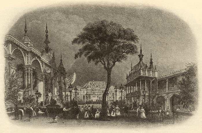 1830 Eagle Tavern