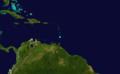 1862 Atlantic tropical storm 4 track.png