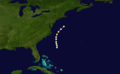 1867 Atlantic hurricane 6 track.png