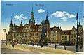 18710-Dresden-1915-Königliches Schloß mit Straßenbahn-Brück & Sohn Kunstverlag.jpg