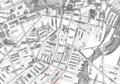 1898 Grand Opera House map Boston byWalker BPL 12578 detail.png