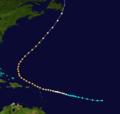 1899 Atlantic hurricane 5 track.png