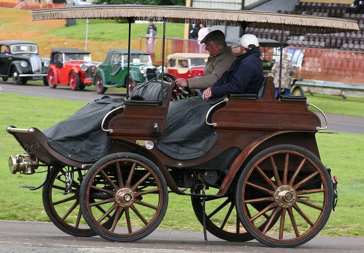 Build A Car >> Arrol-Johnston - Wikipedia
