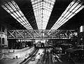 1903-06, Station Métro Austerlitz Dans la Gare des trains du P.O..jpg