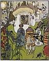1909. Георгий Нарбут. Война грибов 01.jpg