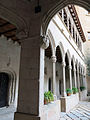 190 Monestir de Montserrat, claustre gòtic.JPG