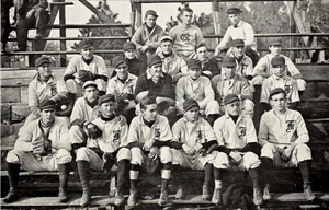 Florida Gators baseball - 1911 team