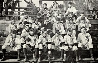 Florida Gators baseball - 1911 team