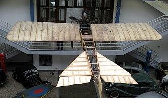 National Technical Museum (Prague) - JK monoplane