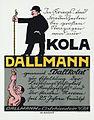 1914 Ivo Puhonny Plakat Dallmann & Co., Schierstein a. Rhein (Wiesbaden), Kola Dallkolat, Kunstdruckerei Künstlerbund Karlsruhe.jpg