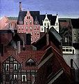 1927 Hans Mertens Gebäude in Linden, Blick auf die Limmerstraße.jpg