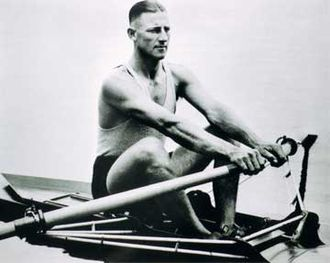 Sydney Rowing Club - Bobby Pearce at the 1928 Amsterdam Olympics