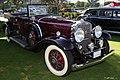 1930 Cadillac phaeton - maroon - fvr (4610133489).jpg