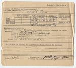 1945 Murray Wilson flying assessment.png