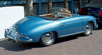 Porsche 356 - 1957 356 Speedster