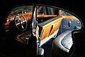 1960 Jaguar MK IX interior by night.JPG