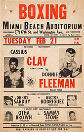 cassius clay name change