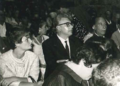 1963 Elena Clementelli, Luigi Silori e Valentino Bompiani.png