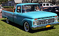 1966 Ford F-100 in turquoise, front.jpg
