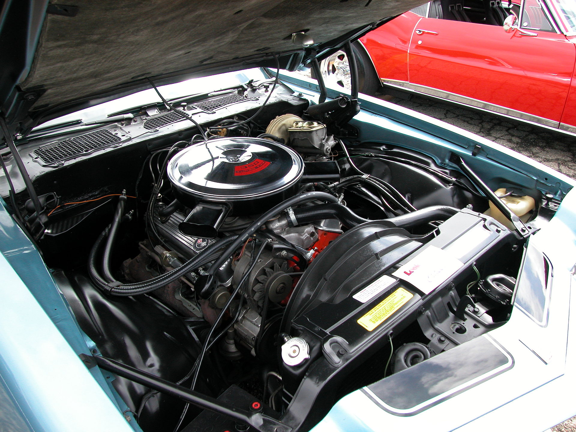Chevrolet small block engine Wikipedia