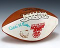 1978 Holiday Bowl Football (1991.86.1).jpg