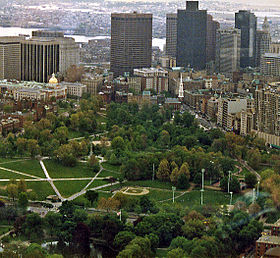 Image illustrative de l'article Boston Common